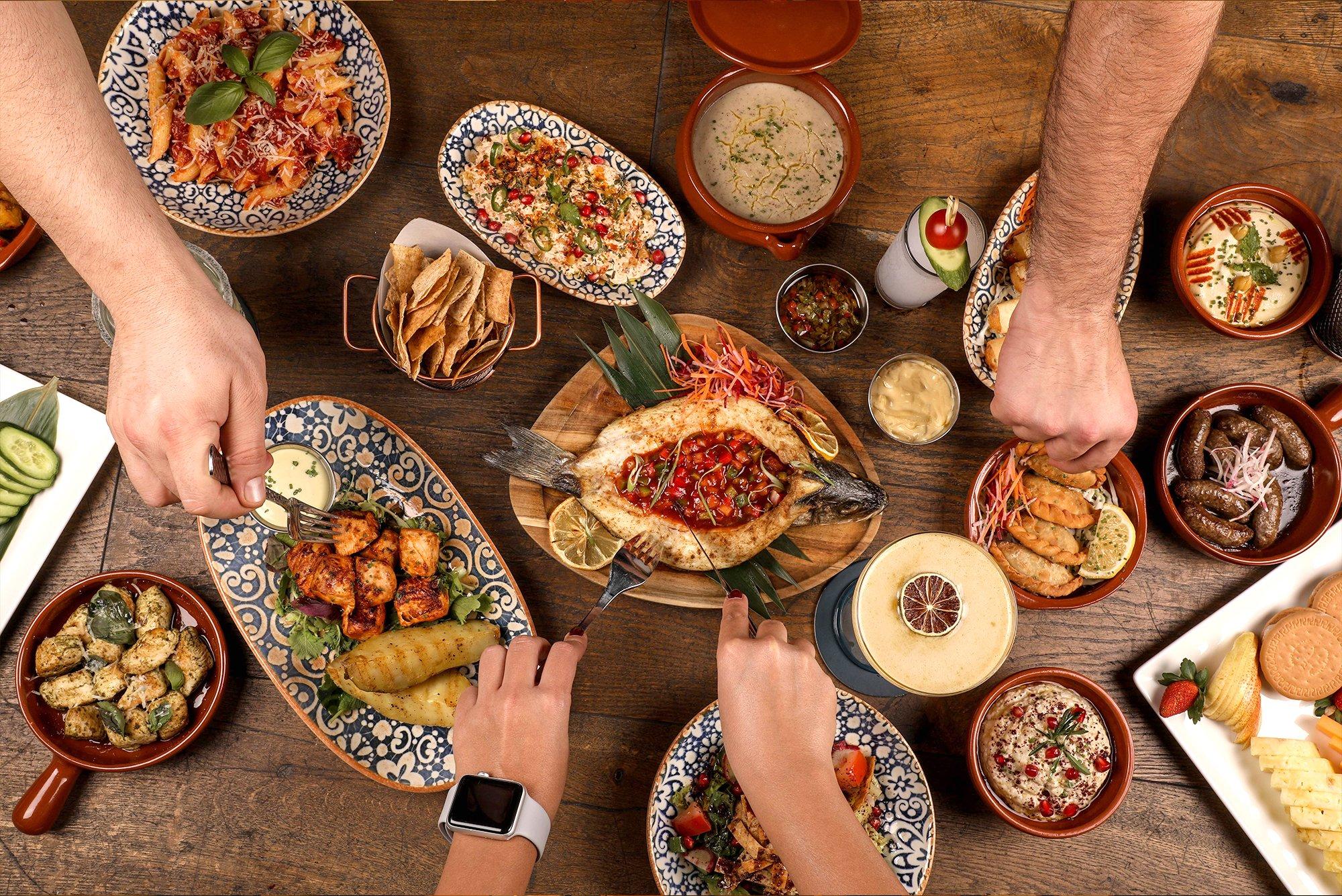 Antika Bar Dubai launches Friday brunch
