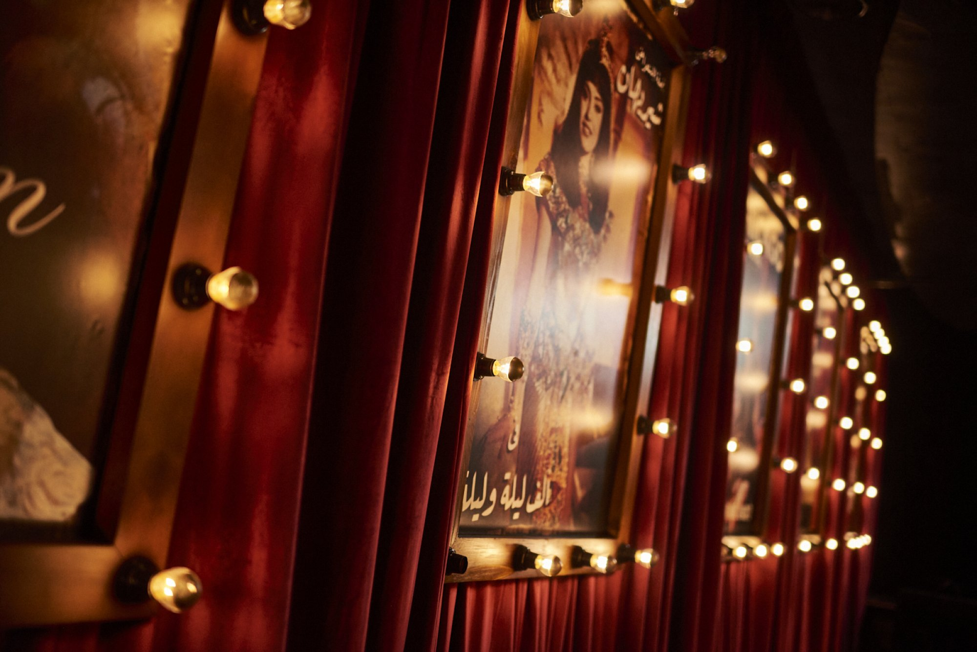 First Look: New Nightlife Venue The Theater at Fairmont Dubai